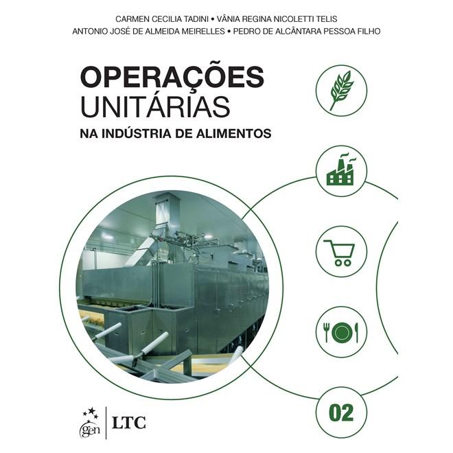 Livro - Operações Unitárias na Indústria de Alimentos - Vol. 2 - Tadini cf03826c7a
