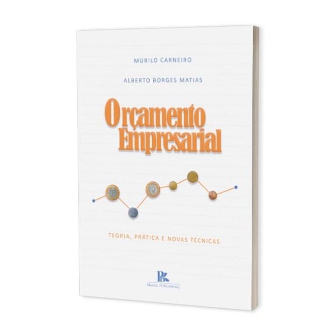 Livro - Orçamento Empresarial - Carneiro - Brazil Publishing