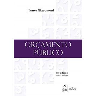 Livro Orçamento Público - Giacomoni - Atlas