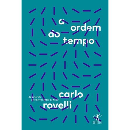 Livro - Ordem do Tempo - Rovelli