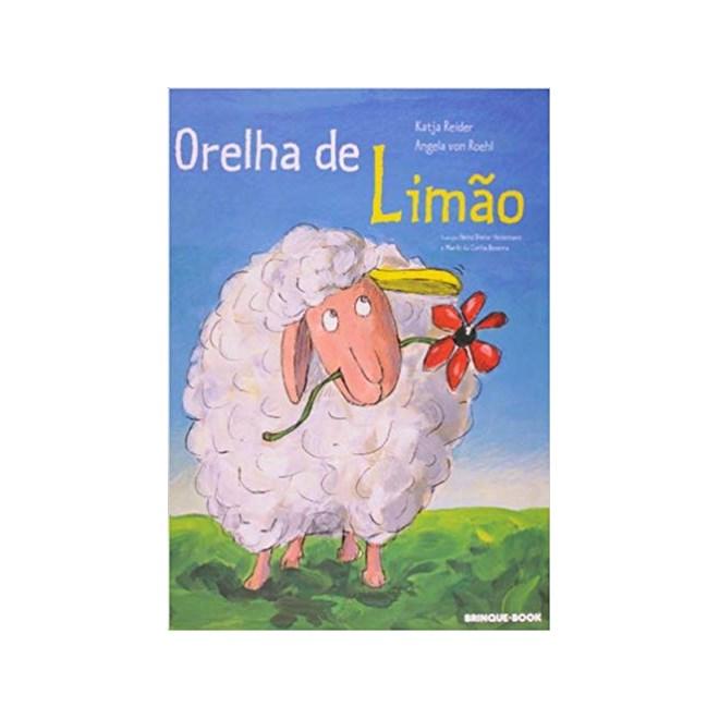Livro - Orelha de Limão - Reider