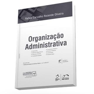 Livro - Organização Administrativa - Oliveira