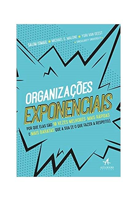 Livro - Organizacoes Exponenciais - Ismail