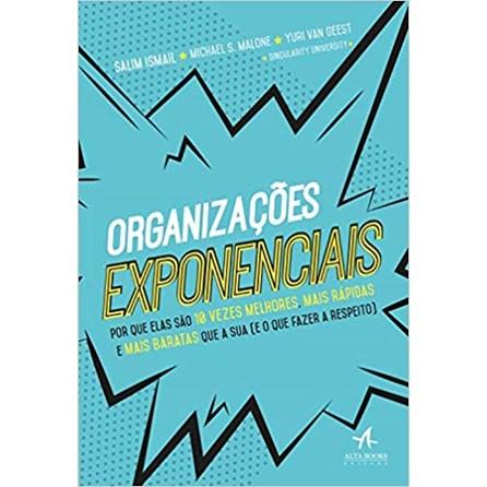 Livro - Organizações Exponenciais - Ismail