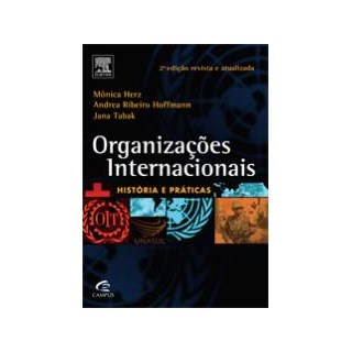 Livro - Organizações Internacionais - Herz