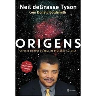 Livro - Origens - Tyson - Planeta