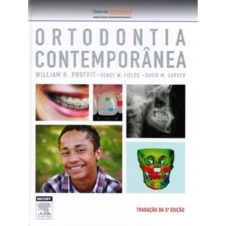Livro - Ortodontia Contemporânea - Proffit - 5a Edição