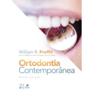 Livro Ortodontia Contemporânea - Proffit - Guanabara