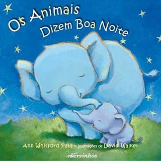 Livro Os Animais Dizem Boa Noite - Whitford - Nversos