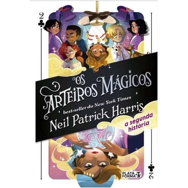 Livro - Os Arteiros Mágicos - Vol 2 - Harris