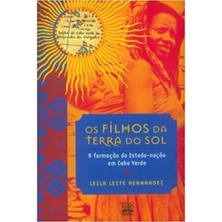 Livro - Os Filhos da Terra do Sol - Hernandez - Selo Negro