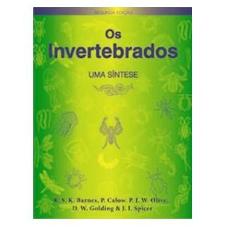 Livro - Os Invertebrados - Barnes