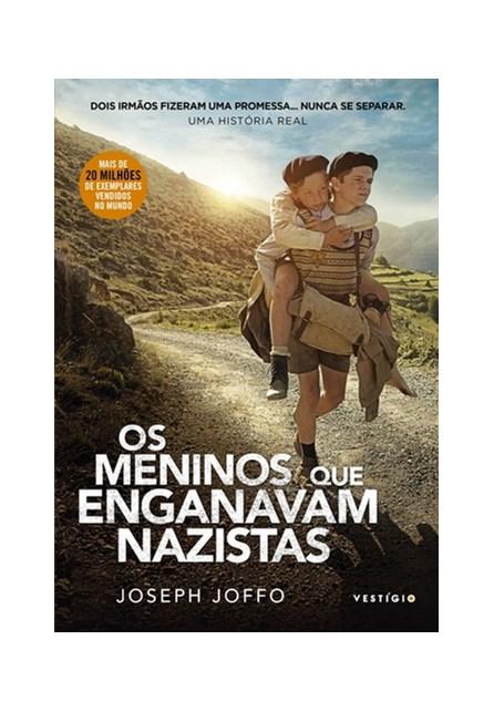 Livro - Os Meninos que Enganavam Nazistas - Joffo