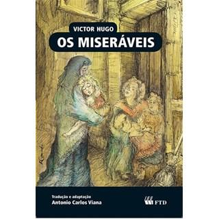 Livro - Os Miseráveis - Victor Hugo - FTD