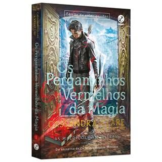 Livro - Os Pergaminhos Vermelhos da Magia - Clare - Record