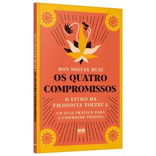 Livro Os Quatro Compromissos - Ruiz - Bestseller