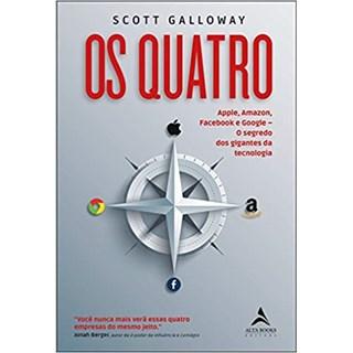 Livro - Os Quatro  - Galloway - Alta Books