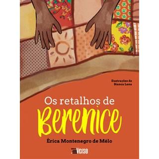 Livro Os retalhos de Berenice - Mélo - Inverso