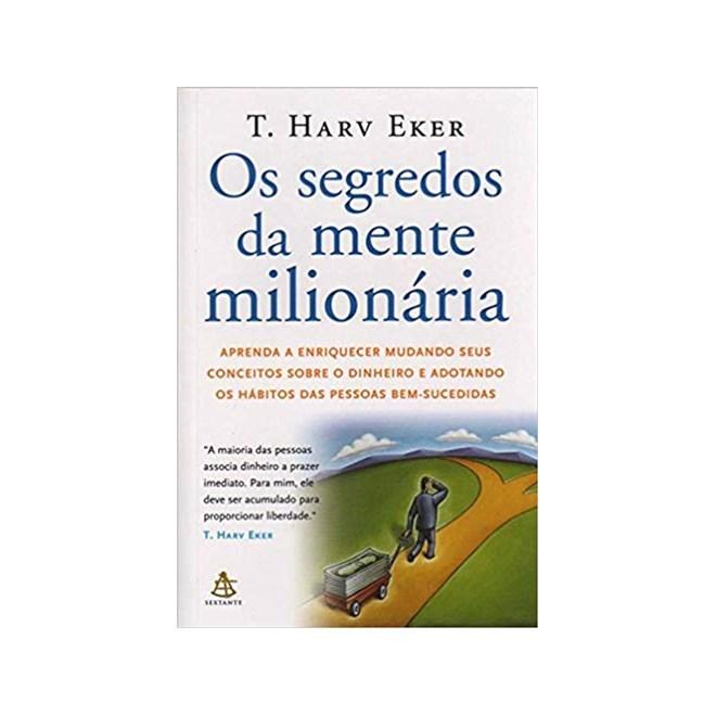 Livro - Os Segredos da Mente Milionária - Eker
