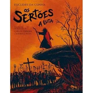 Livro - Os Sertões: A Luta (Quadrinhos) - Ferreira
