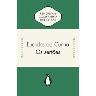 Livro - Os Sertões - Euclides da Cunha