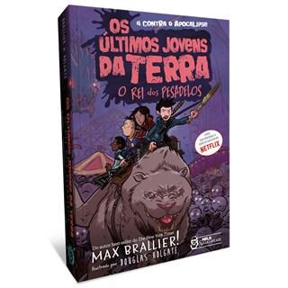 Livro - Os Últimos Jovens da Terra: O Rei Dos Pesadelos - Brallier - Faro