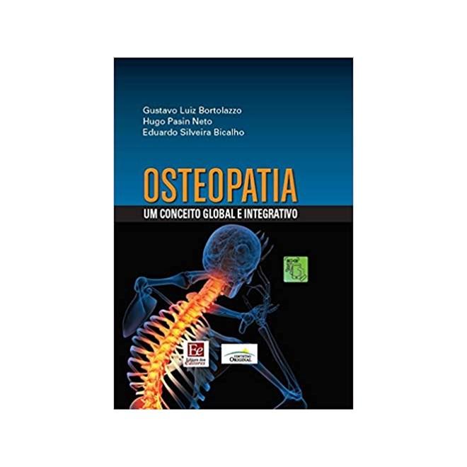 Livro - Osteopatia - Bortolazzo