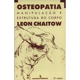 Livro - Osteopatia - Manipulação e Estrutura do Corpo - Chaitow