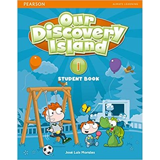 Livro - Our Discovery Island  - Student Book Pack 1 - Pearson