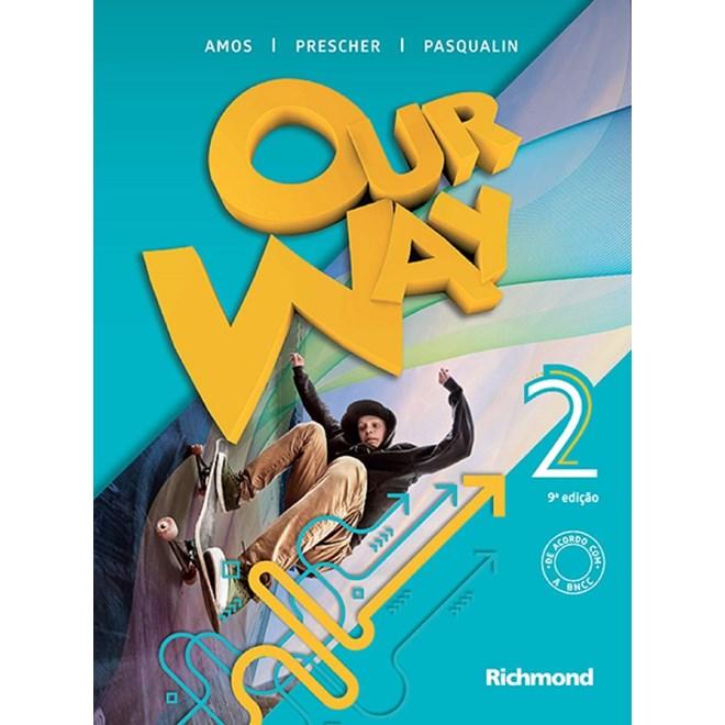Livro Our Way 2 - Amos - Richmond