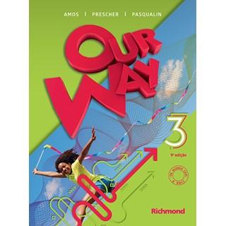 Livro Our Way 3 - Amos - Richmond