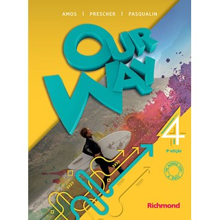 Livro Our Way 4 - Amos - Richmond