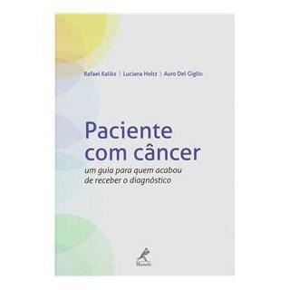 Livro - Paciente com Câncer - Kaliks