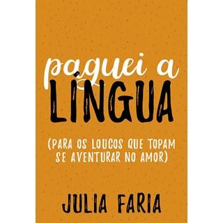 Livro Paguei a Língua - Faria - Paralela