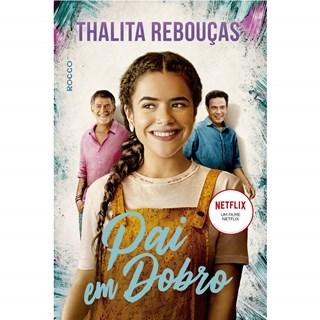 Livro Pai em Dobro - Rebouças - Rocco