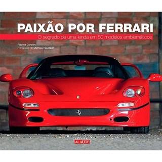 Livro Paixão por Ferrari - Connen - Alaúde