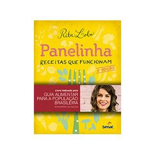 Livro - Panelinha Receitas que Funcionam- Rita Lobo