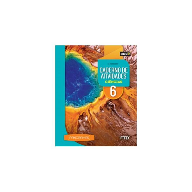 Livro - Panoramas Ciências - 6 Ano - Caderno de Atividades - FTD
