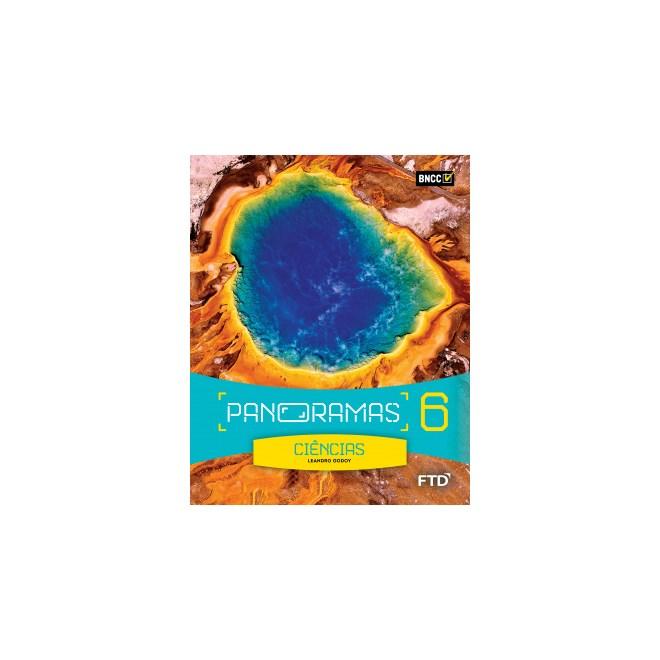 Livro - Panoramas Ciências - 6 Ano - FTD