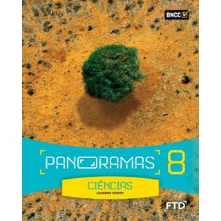 Livro - Panoramas Ciências - 8 Ano - FTD
