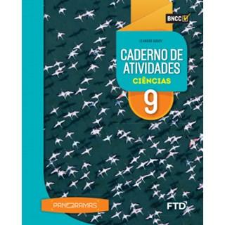 Livro - Panoramas Ciências - 9 Ano - Caderno de Atividades - FTD