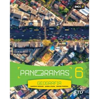 Livro - Panoramas Geografia - 6 Ano - Livro do Aluno - FTD