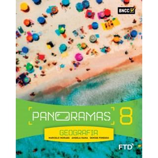 Livro - Panoramas Geografia - 8 Ano - Livro do Aluno - FTD