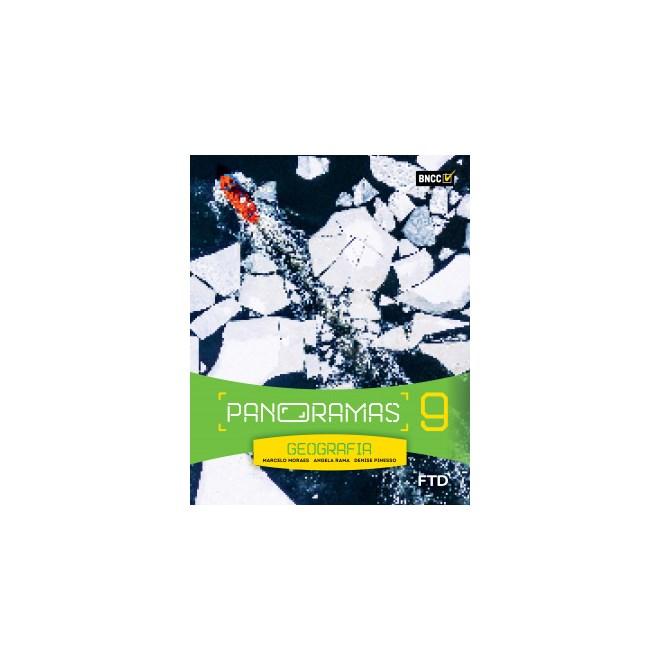 Livro - Panoramas Geografia - 9 Ano - Livro do Aluno - FTD