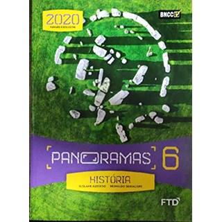 LIvro - Panoramas História - 6 Ano - BNCC -  FTD