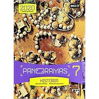 LIvro - Panoramas História - 7 Ano - BNCC -  FTD