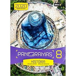 Livro - Panoramas História - 8 Ano - BNCC -  FTD