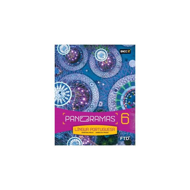 Livro - Panoramas Língua Portuguesa - 6 Ano - FTD
