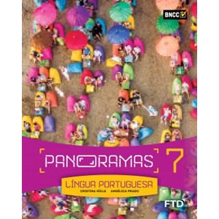 Livro - Panoramas Língua Portuguesa - 7 Ano - FTD