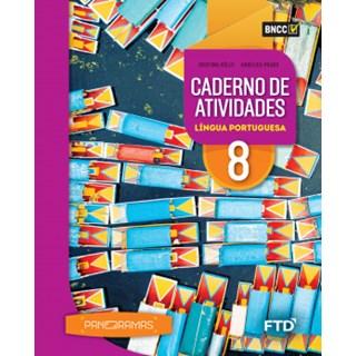 Livro - Panoramas Língua Portuguesa - 8 Ano - Caderno de Atividades - FTD